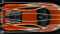 McLaren MP4-12C rendering 18.03.2010