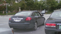 Hyundai Equus spy photo