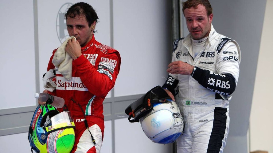 Barrichello slams Brazilian media after 'crap' comment