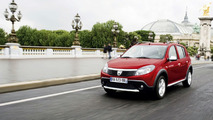 Dacia Sandero Stepway Officially Released