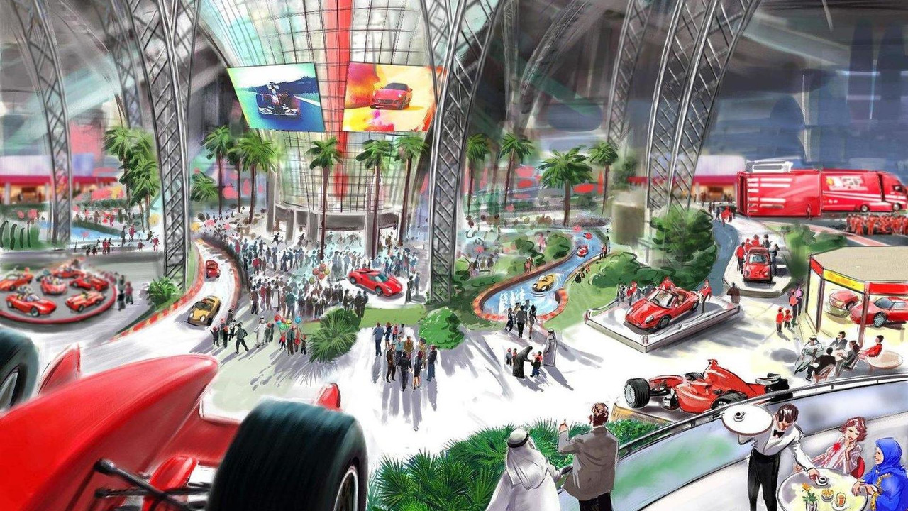 Ferrari World Abu Dhabi, 1600, 20.07.2010