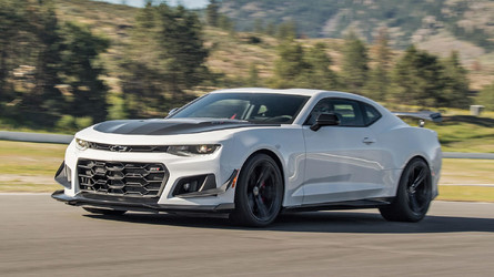 2018 Chevy Camaro ZL1 1LE First Drive: Best Of The Breed