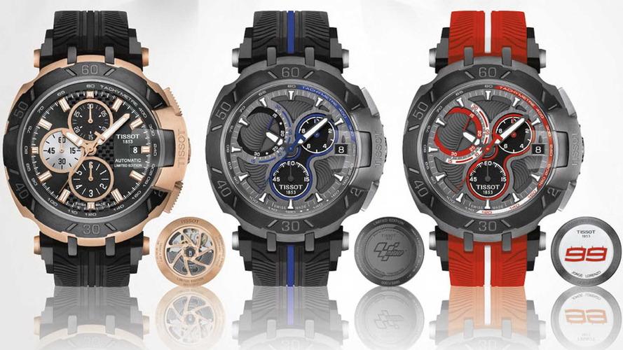 Tissot T-Race Jorge Lorenzo Edition, un reloj de campeón