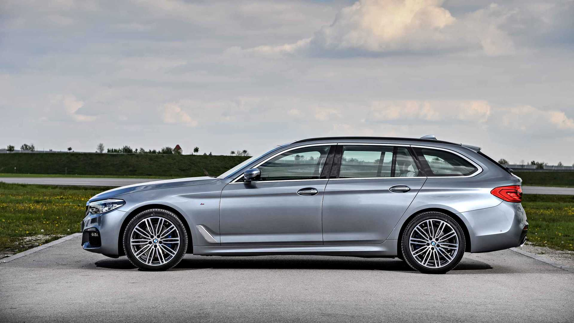2017 bmw 5 series touring first drive. Black Bedroom Furniture Sets. Home Design Ideas