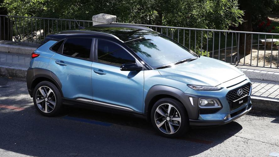 Hyundai Kona EV uzun bir menzil sunacak