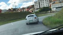 Flagra Novo VW Polo BR