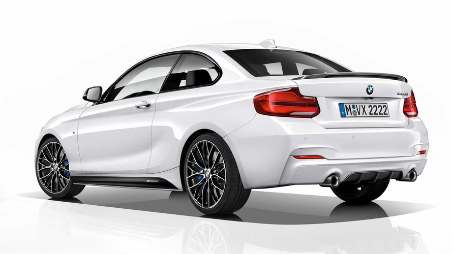 BMW M240i M Performance Edition 2017, picante extra