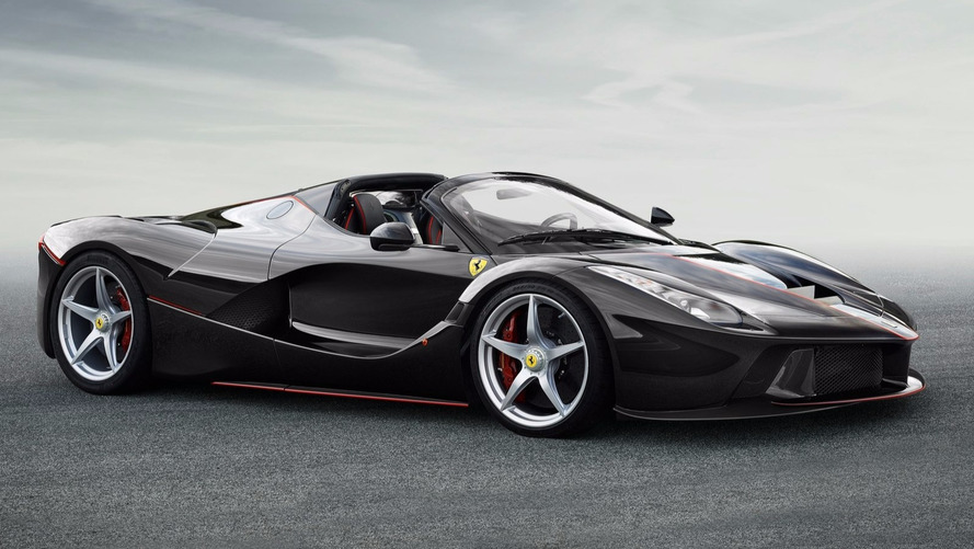 Ferrari Announces Electric Model Won't Be Out Sooner Than 2023