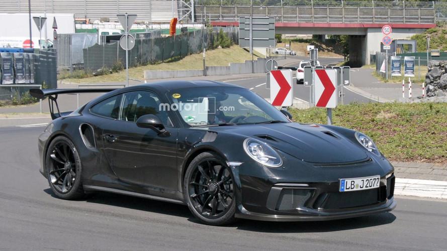 Akár már idén bemutatkozhat a Porsche 911 GT3 RS