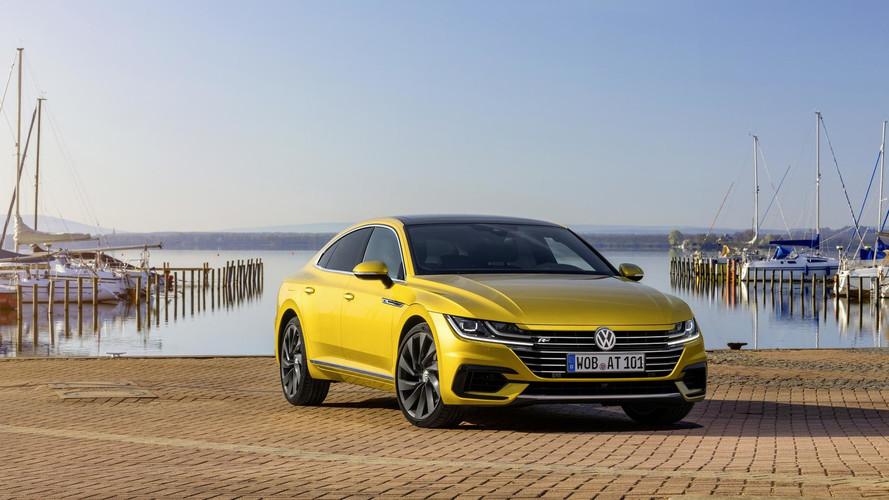 VW Arteon R, 400 beygirden fazla güce sahip olacak