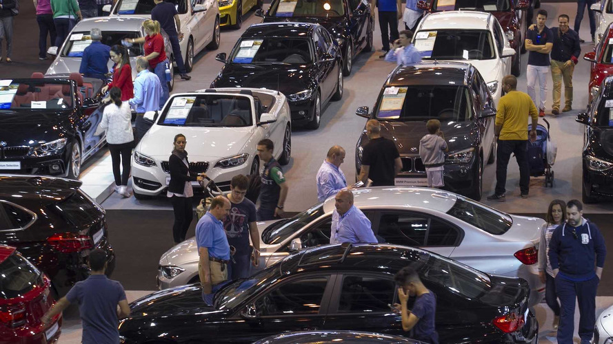 Hoy ha comenzado el Salón del Vehículo de Ocasión de Madrid 2017