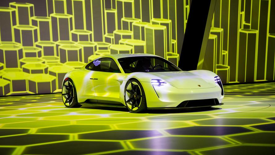 El Porsche Mission E de producción rondará los 100.000 euros
