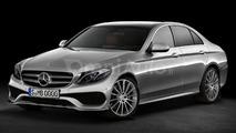 2016 Mercedes-Benz E-Class Sedan render