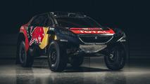 2016 Peugeot 2008 DKR