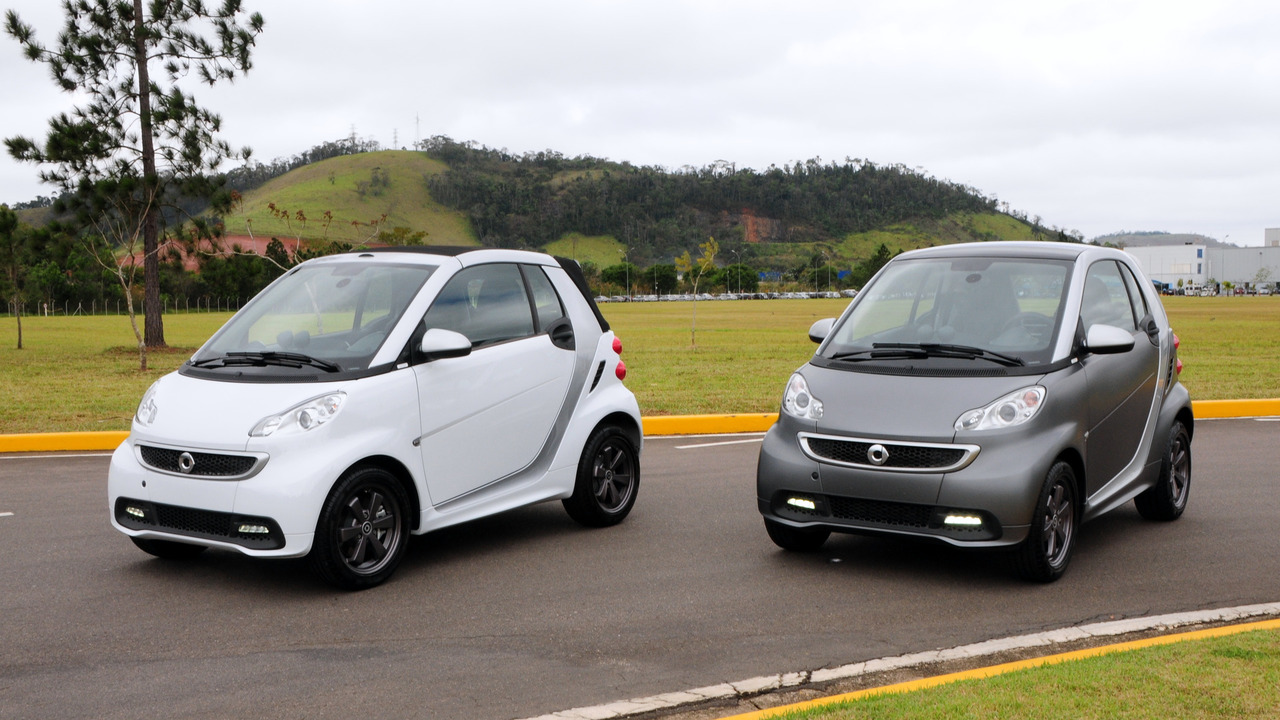 Smart Fortwo Nightstyle