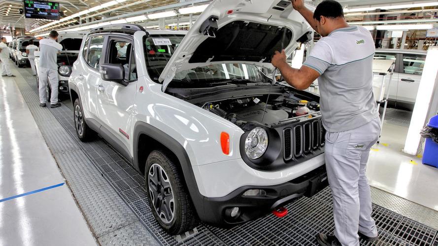 Fabrica Jeep Renegade - Goaiana