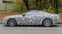 BMW 6 Series Coupe spy photo