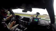 Mercedes-AMG GT R Nürburgring turu
