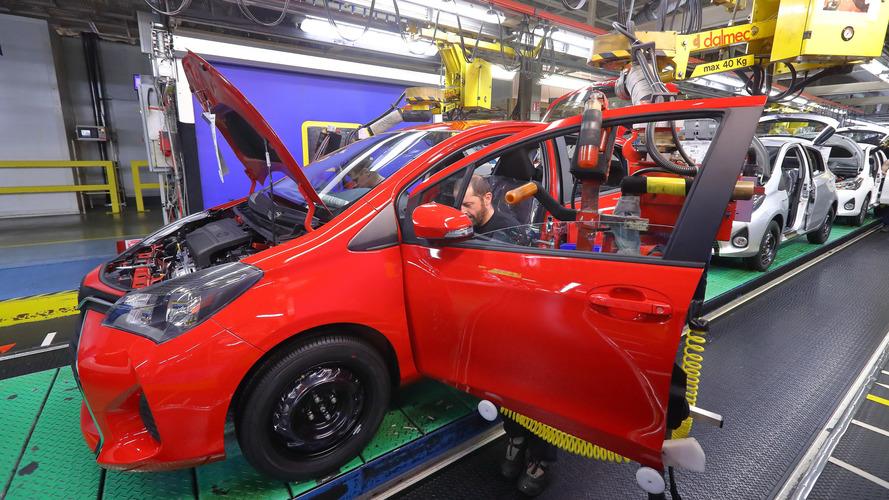 La voiture la plus produite en France est... japonaise !