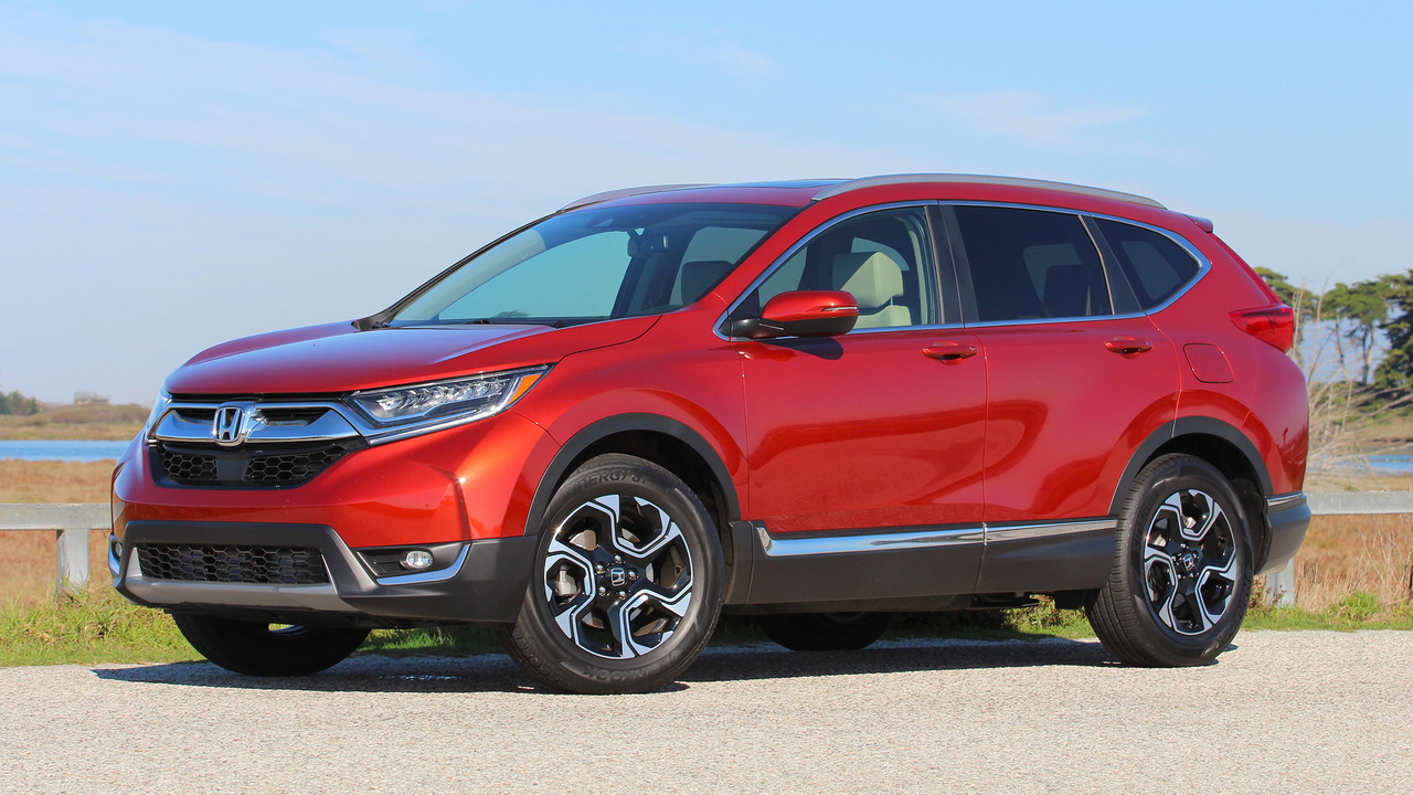 2017 Honda Cr V First Drive Just Right Yet Again