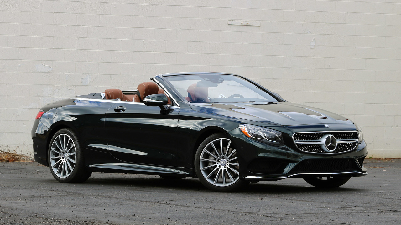 2017 mercedes benz s550 cabriolet review all the luxury for 2017 maybach s 550 mercedes benz