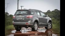 Chevrolet convoca 8 mil unidades do Trailblazer por falhas no airbag de cortina