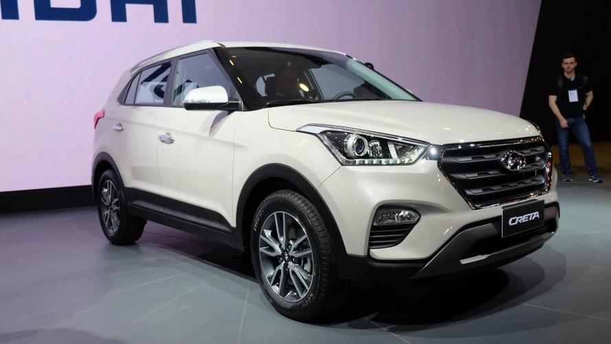 Vídeo: Hyundai Creta no Salão do Automóvel