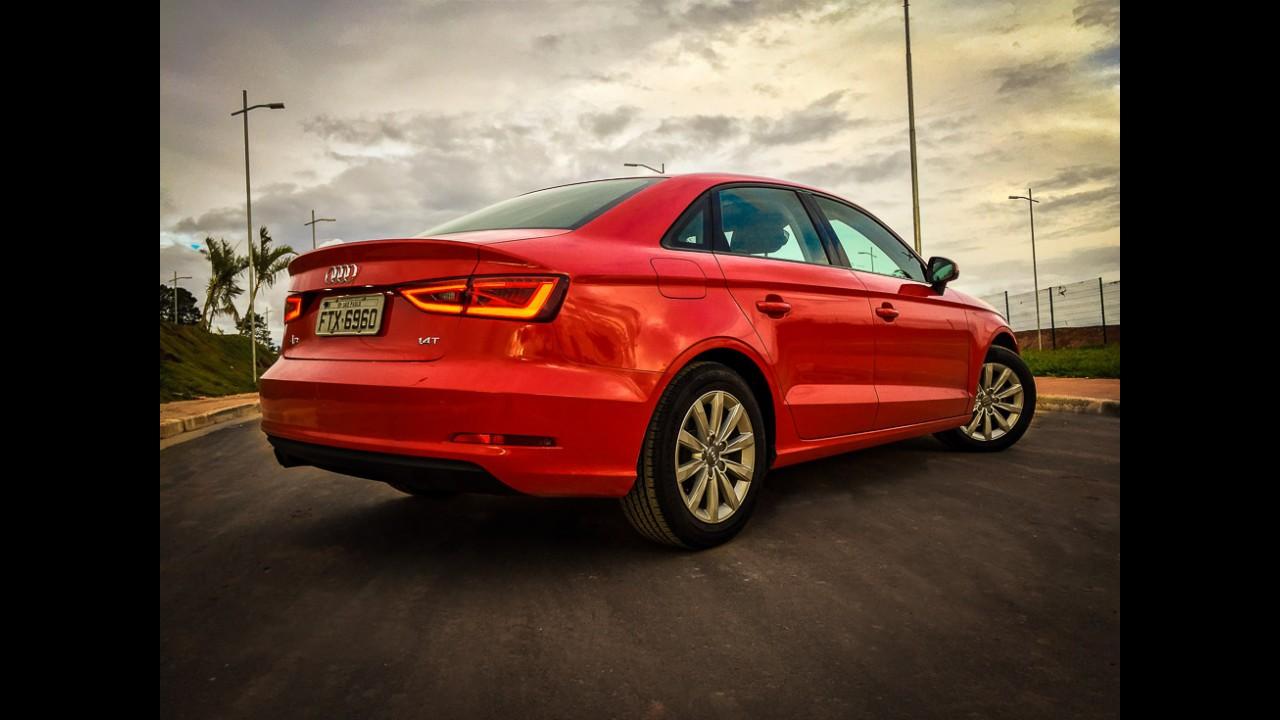 """Garagem CARPLACE#2: Quem quer um A3 Sedan 1.4 """"basicão""""?"""