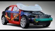 Segurança a toda prova: Volvo desenvolve airbag para pedestre