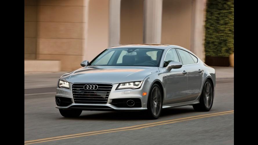Audi desenvolve A7 movido a células de combustível