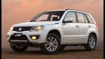Grand Vitara 2015 chega com novas versões e preços a partir de R$ 78.490
