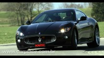 Maserati GranTurismo S preparado pela Novitec Rosso fica com 600 cavalos de potência