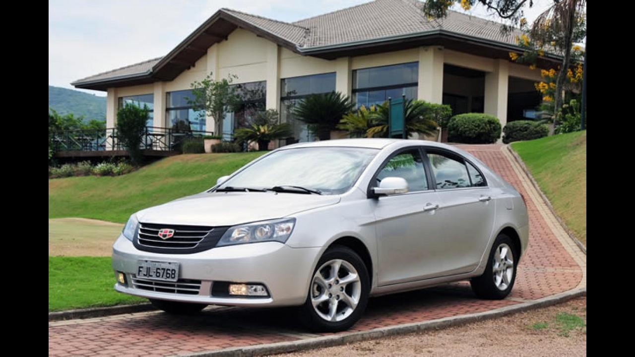 Chineses querem que Geely e Volvo sejam como VW e Audi