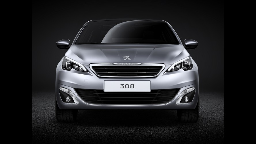 Peugeot 308 é eleito o Carro do Ano 2014 na Europa