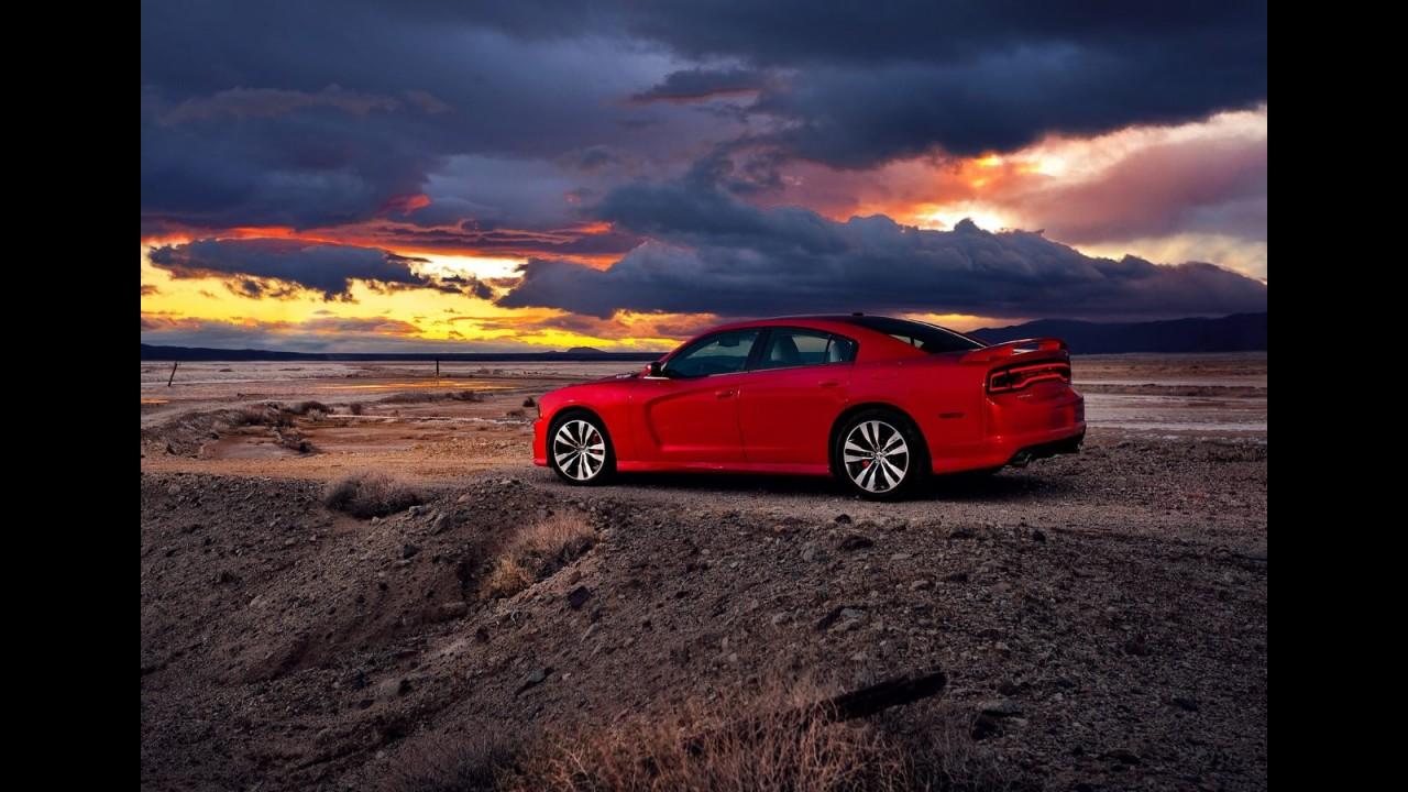 Dodge Charger também estará no Salão do Automóvel - Vendas começam em 2013