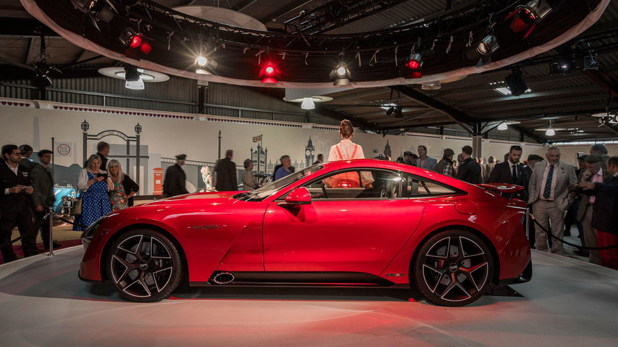 Is The New TVR Griffith A Little Boring?