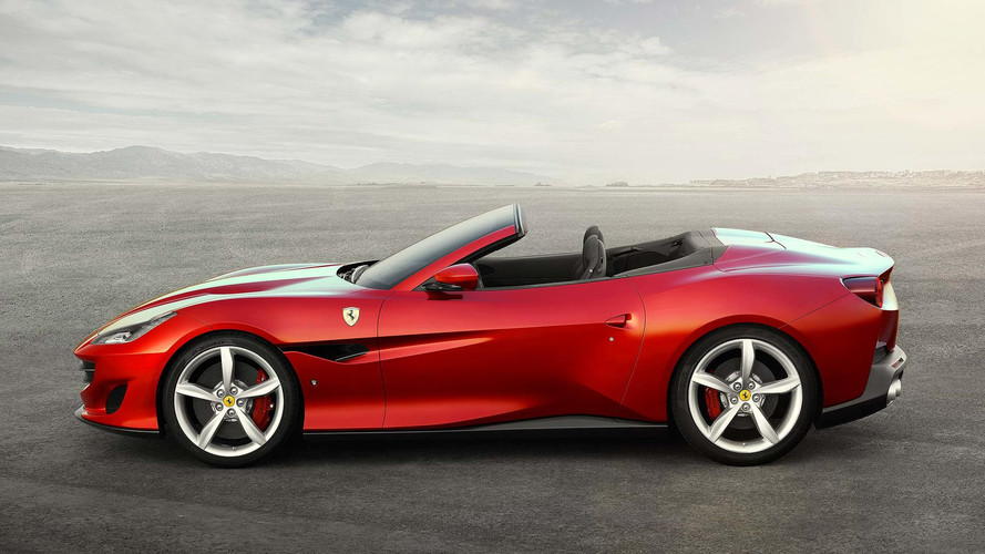 Stunning new Ferrari Portofino to replace California T