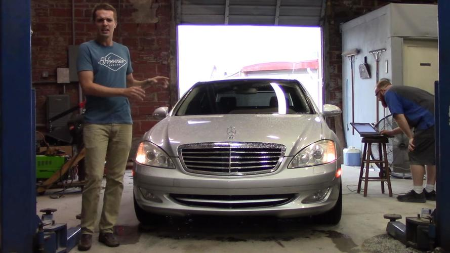 Could A Used V12 Mercedes Be Cheaper To Own Than A New Civic?