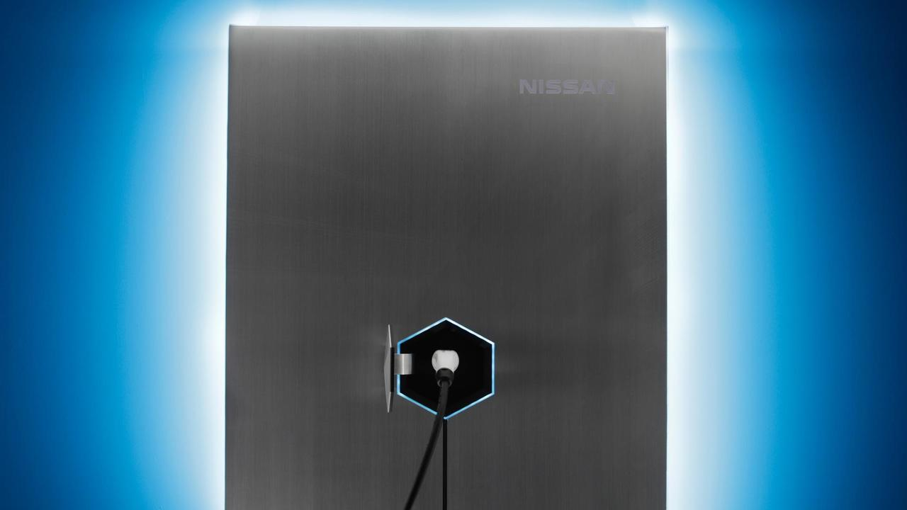 Nissan home energy system