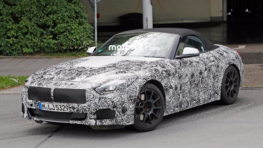 BMW Hints At Z4 M Performance, But Don't Expect A Full-Fat Z4 M