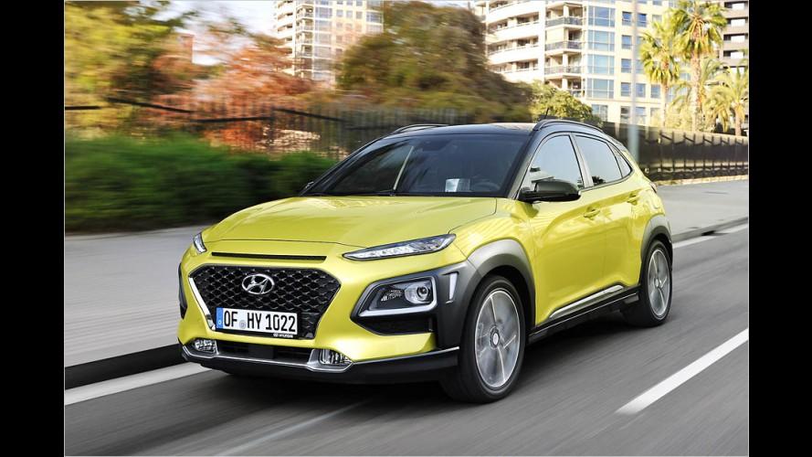 Hyundai Kona im Test