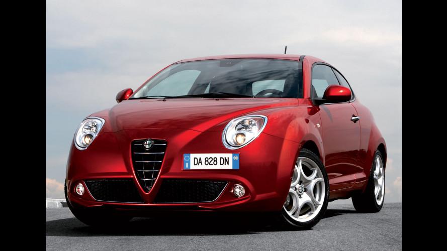 L'Alfa MiTo è Auto Europa 2009