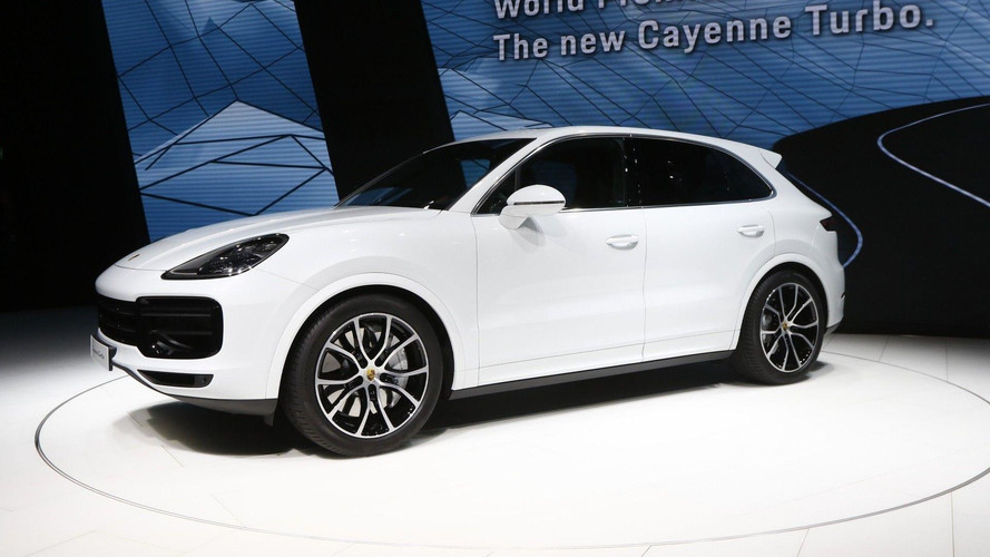 New Cayenne Turbo Is The Porsche Of Suvs