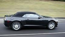 Pre-Production Camaro Convertible