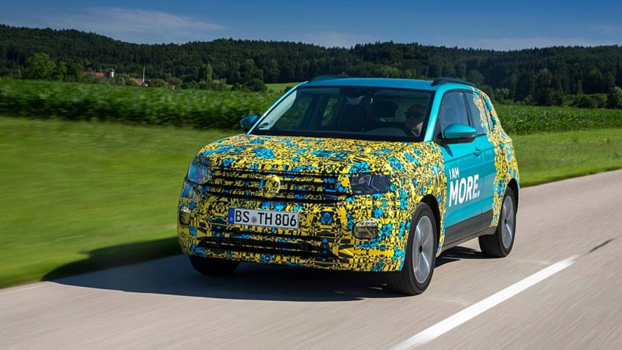 Especial: Primeiro contato com o Volkswagen T-Cross, SUV do Polo