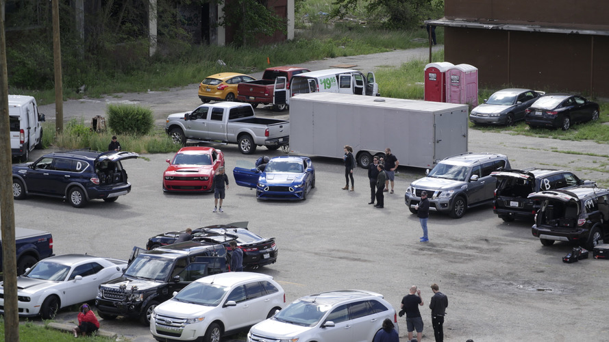 The Grand Tour Season 3 Filming Descends On Detroit