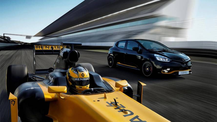 Renault Clio R.S. 18 is a very limited edition