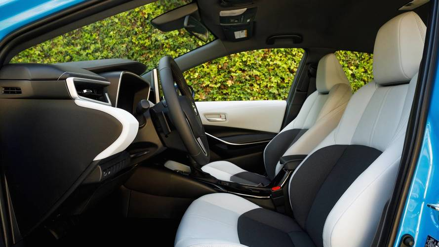 2019 Toyota Corolla Hatchback: First Drive