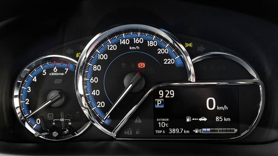 Toyota Yaris Sedan XLS 2019