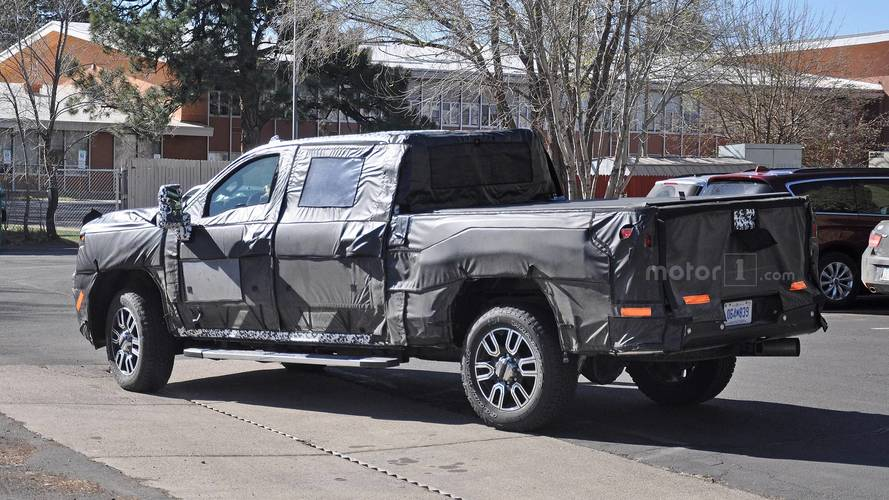 2020 GMC Sierra Denali 2500 HD photo